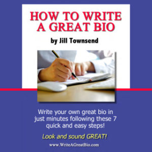 How to Write a Great Bio