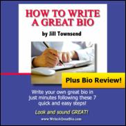 write a killer bio